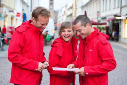 City Rallye Gruppe-Potsdam