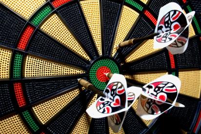 Dart-Turnier Heilbronn