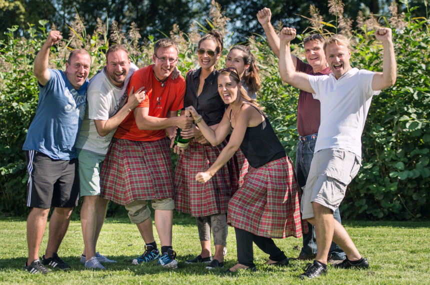 Highland Games Leipzig 2
