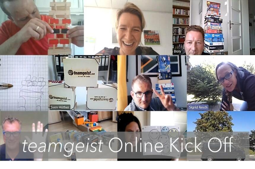 Remote TeamParcours als Online Kick Off Event 0