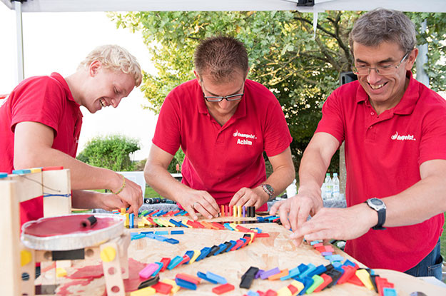 gluehwein team event-Dresden