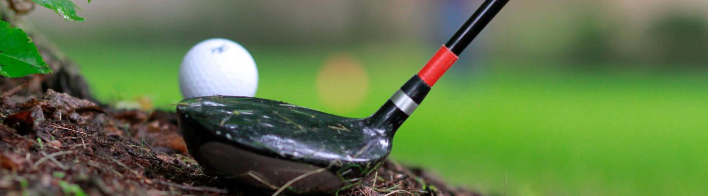 Golf Schlaeger Ball Outdoor