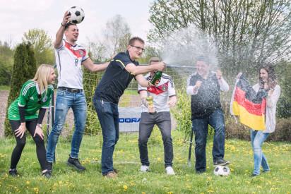 Fußball-Teamchallenge Wien