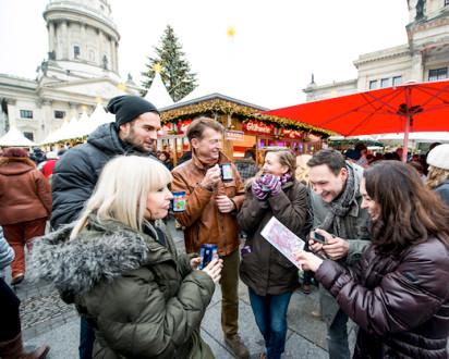 weihnachts city rallye-Saarbrücken