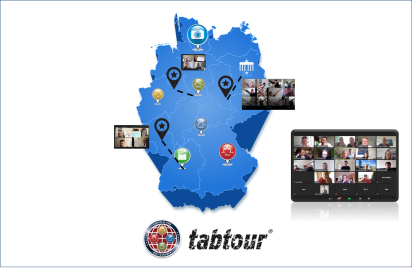 remote tab tour