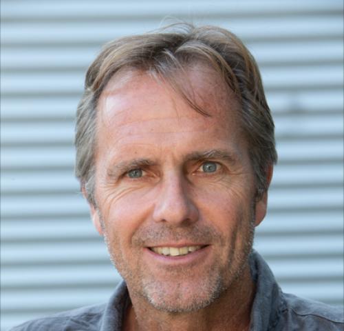Christian Bonk Porträt Redakteur teamgeist Blog