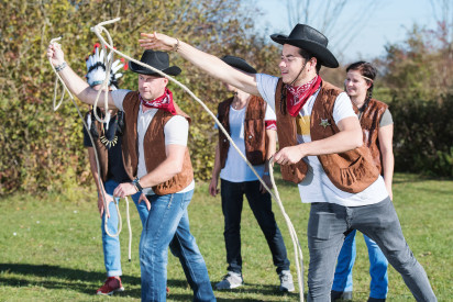 Wild West Teamchallenge Hamburg